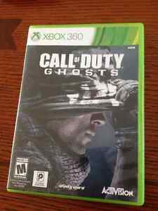 Call Of Duty Ghosts ( xbox 360 )