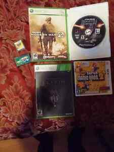 Various Games for Cheap (Xbox360/PS2/3DS/DS/GBA)