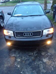 Audi A6 2.7 quattro s-line for sale!