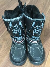 Brand New Star Wars Snow Boots, Size 6 uk