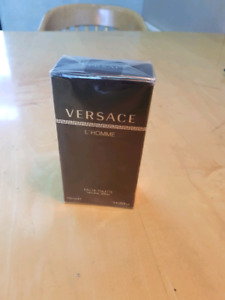 Versace L'HOMME- BRAND NEW SEALED