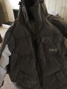 Westbeach men's winter jacket