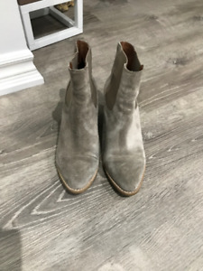 Jeffrey Campbell Suede Boots