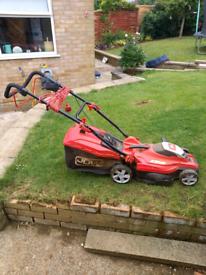 Electric Lawnmower