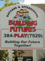 Preschool Spaces Available
