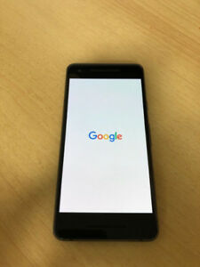 Great Condition Black 64GB Google Pixel 2 For Sale