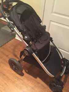 City select single or double stroller by Baby Jogger