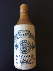Whelan & Ferguson Ginger Beer Bottle (Halifax)
