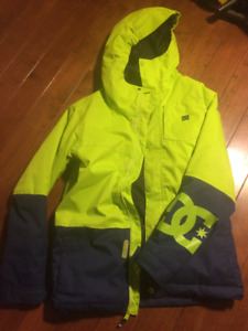 Youth DC Winter Coat