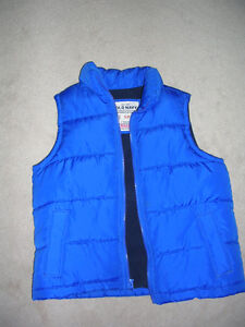 Frost Free Old Navy vests