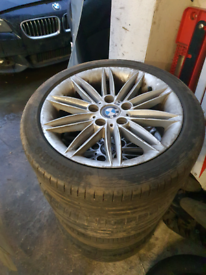 BMW 1 series e88 e82 e87 e81 allow wheels