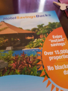 Hotel buks savings