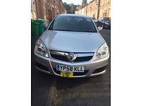 Vauxhall Vectra 1.9 CDTI Nottingham city council plated taxi