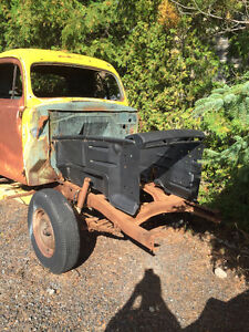 1948 ford truck project