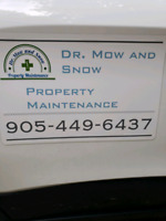 Lawn Care and Snow blowing