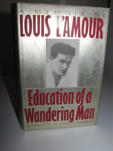 "A Large Collection of About 130 Louis L""Amour Western Books $90."
