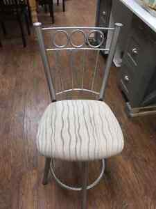 Bar Height Chairs $50 each Cambridge Kitchener Area image 1