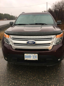 2011 Ford explorer xlt navigation system