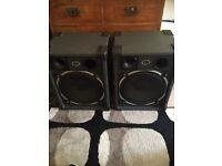 Club/disco speakers 300w
