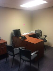 Private furnished Office for Rent