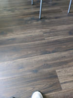 Laminate flooring installation 0.98 sqf