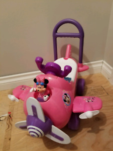 Minnie Mouse ride-on
