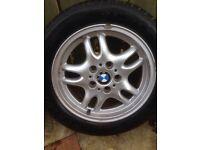 Bmw E36 alloys set of 5