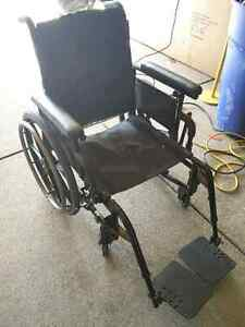 Wheelchair in great condition