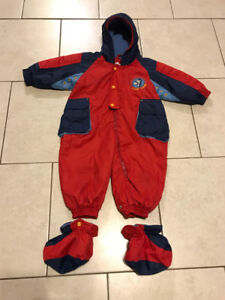 Gagou Tagou 1pc SnowSuit