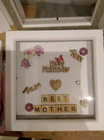 Scrabble Picture frames for all occasions