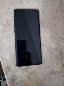 Mint Condition Like New Samsung Note 8 with Case!
