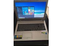 Laptop Lenovo Z50-70 Intel Core i7-4510U 2.00GHz, RAM 8GB, HDD 1TB, NVidia GeForce GT 840M 4GB
