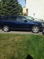 2006 Chrysler Pacifica touring edition