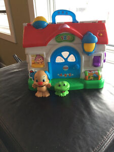 Fisher Price little house