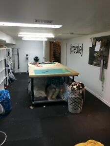 Storage Available for monthly rental available ASAP Burlington