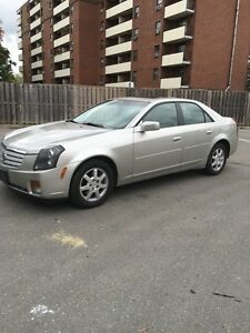 2007 Cadillac CTS 3995$+hst e tested & certified