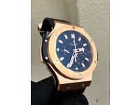 Hublot Big Bang Evo Rose Gold / Similar Rolex