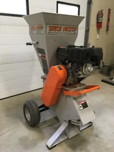 Practically Brand New Wood Chipper