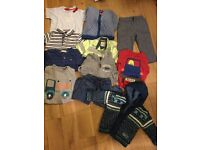 Children's clothes bundle 12-18 months