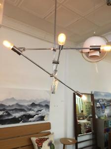 Chrome Pendant Ceiling Light