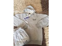 Men's EA7 stone island Hugo boss with zips tracksuits!! Wholesale only!! (MOES CLOTHING)!!