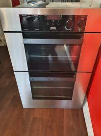 Zanussi intergrated oven
