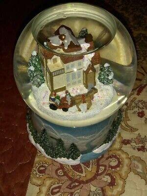 disney contemporary 1968 musical christmas globe we wish you a merry christmas