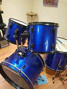 5 pc drums