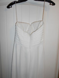Wedding Dress or Bridesmaid For Sale-Worn Only Once-Size 8