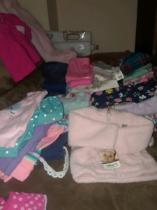 Baby girls clothing lot 3-6 months