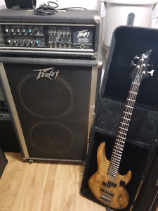 Peavey Bass markIII series + LTD bass