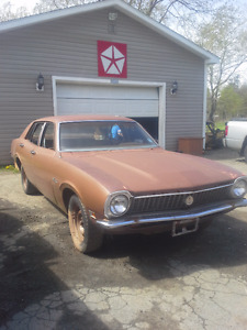 looking for ford maverick parts