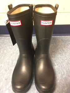 Hunter Boots for Sale - Black size 10