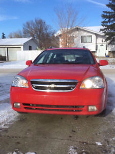 Winter Ready Chevy Optra - Open to Offers!